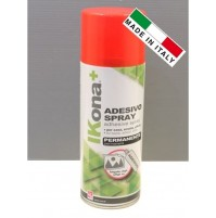 ADESIVO SPRAY PERMANENTE COLLA A CONTATTO 400ml