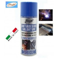 ANTI ADESIVO SPRAY PER SALDATURE A FILO SENZA SILICONE 400ml