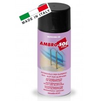 ANTISCIVOLO SPRAY SILICONICO PER SUPERFICI - SCALE RAMPE DOCCIA 400ml AMBRO-SOL