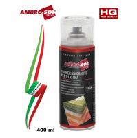 BOMBOLETTA SMALTO SPRAY PRIMER ANCORANTE TRASPARENTE X PLASTICA 400ml
