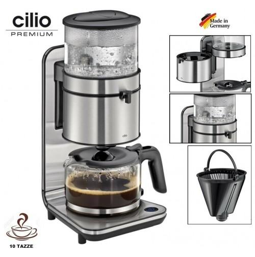 CAFFETTIERA ELETTRICA 10 TAZZE X CAFFE' AMERICANO BRICCO 1,25 LT