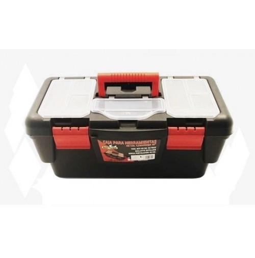 cassetta porta utensili - attrezzi e minuterie in plastica vuota 19