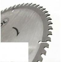DISCO DA TAGLIO LEGNO 230 mm FORO 25,4 mm 60 DENTI AL WIDIA X SMERIGLIATRICE ANG