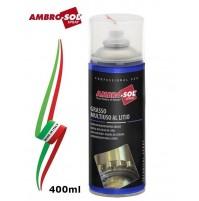 GRASSO SPRAY MULTIUSO AL LITIO 400 ml