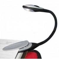 LAMPADA A CLIP PER LIBRO