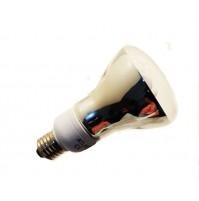 LAMPADINA FARETTO A RISPARMIO ENERGETICO 15 WATT (75WATT) E27 LUCE FREDDA 6400K