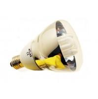 LAMPADINA FARETTO A RISPARMIO ENERGETICO 20 WATT (100WATT) E27 LUCE FREDDA 6400K