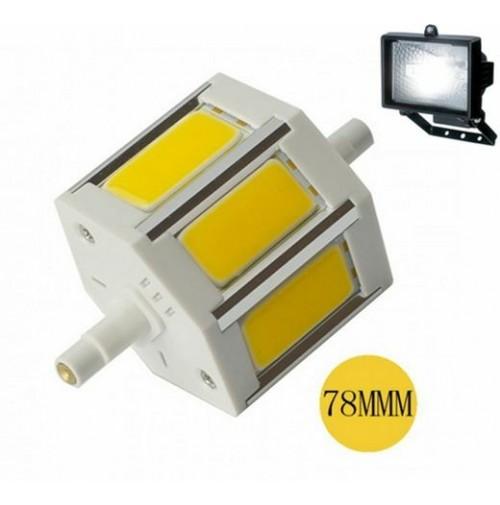 LAMPADINA STRIP LED COB X FARO ALOGENO DA ESTERNO 5W 350 lm LUCE FREDDA 6500K
