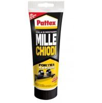 PATTEX MILLE CHIODI COLLA MASTICE SUPER EFFICACE FORTE E RAPIDO 100 gr