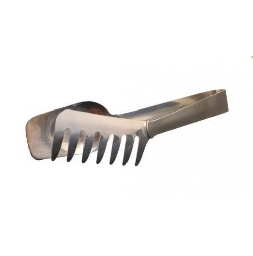 Pinza da cucina per spaghetti alimenti a molla inox 210mm - Pinze per cucina ...