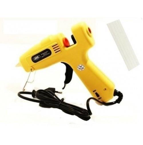 Pistola termica incollatrice per colla a caldo doppia - Costo colla per piastrelle ...