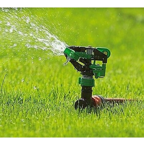 spruzzatore irrigatore innaffiatore a spruzzo orientabile