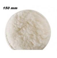 TAMPONE CUFFIA IN LANA X LUCIDARE FISSAGGIO A STRAPPO 150 mm X SMERIGLIATRICE