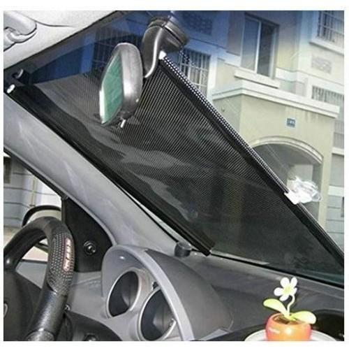 Tende Parasole Avvolgibili Per Auto.Tendina Parasole Avvolgibile Per Auto Con Ventose 45 X 125 Cm Para Sole