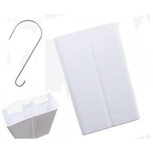 Umidificatore evaporatore in plastica per termosifone for Evaporatore termosifone